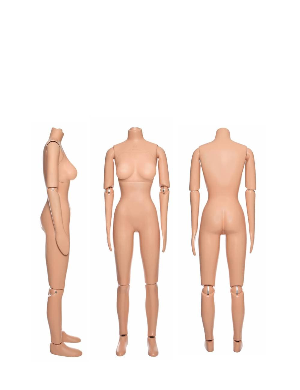 Arms and legs full mannequin