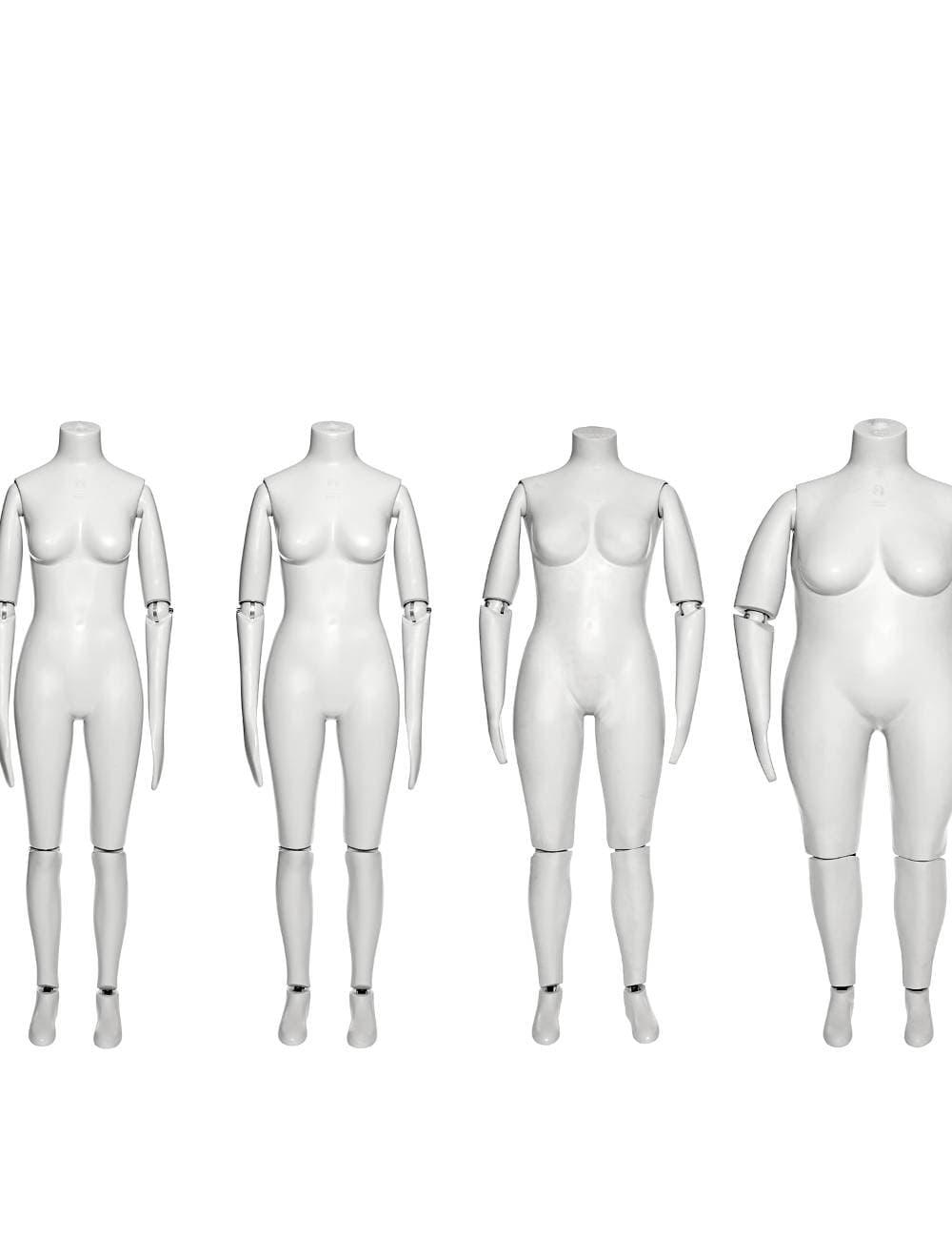 12 body shapes