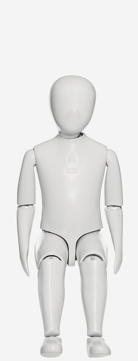 Child mannequin