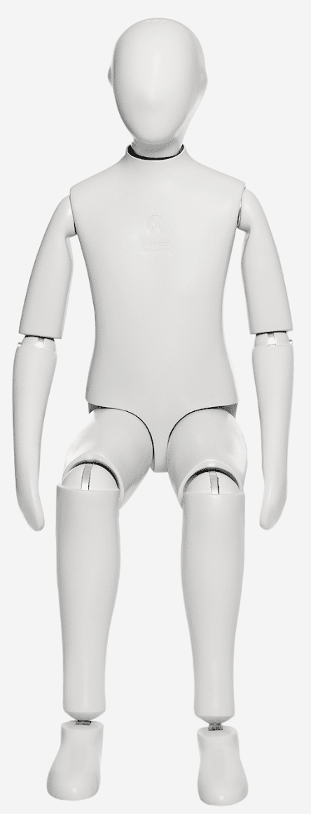 Teen mannequin